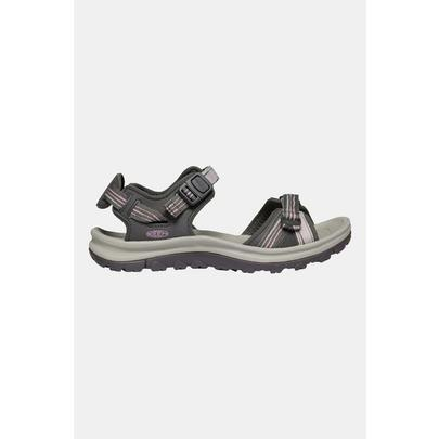 Keen Women's Terradora II Open Toe Sandal - Grey
