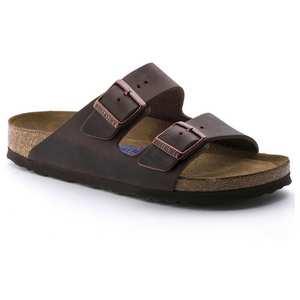 Unisex Arizona Oiled Leather Slim - Brown