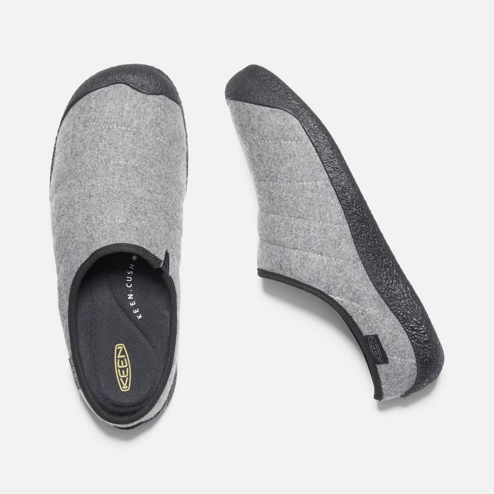 Keen Men's Keen Howser Slide Slipper - Grey