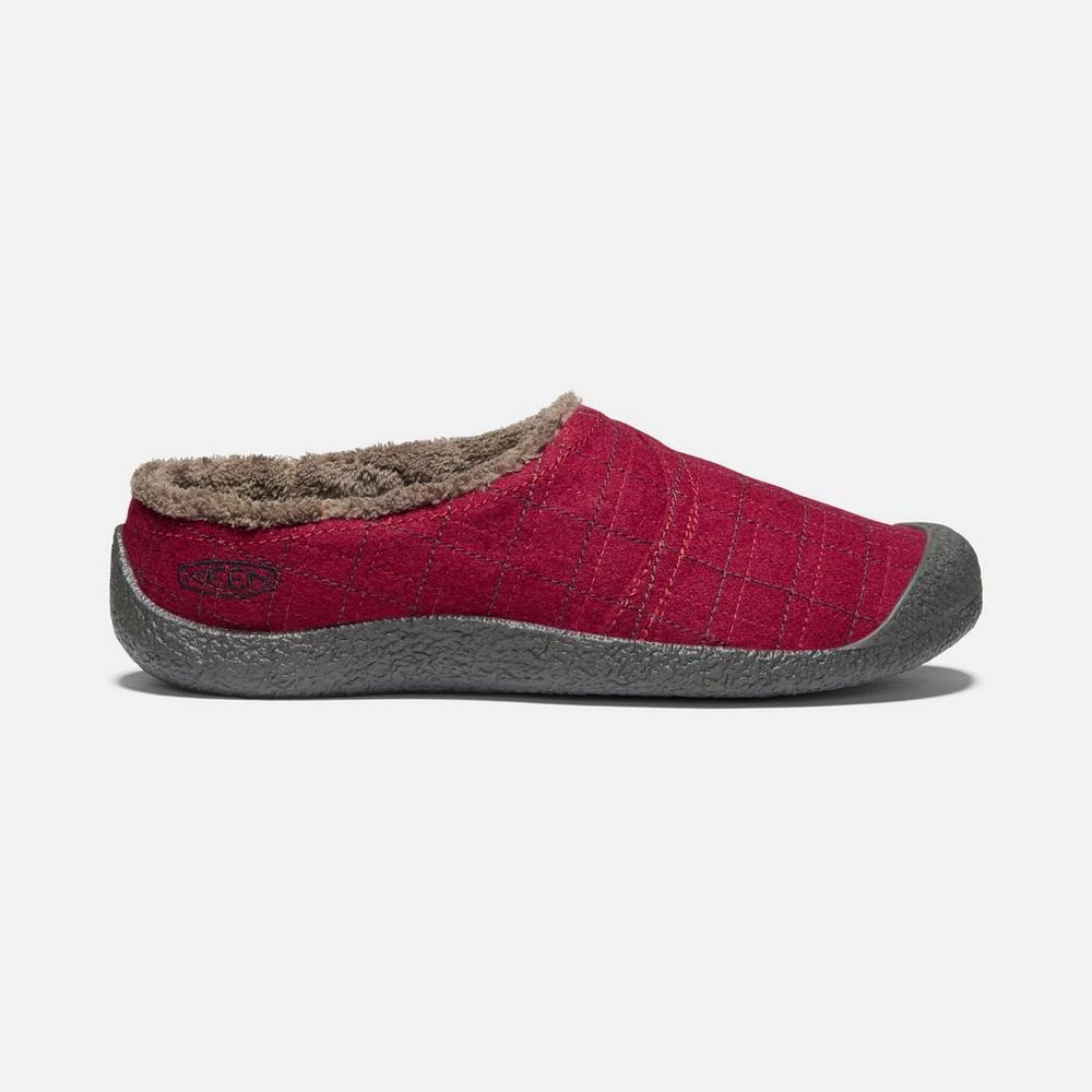 Keen Women's Keen Howser Wrap Slide Slipper - Red
