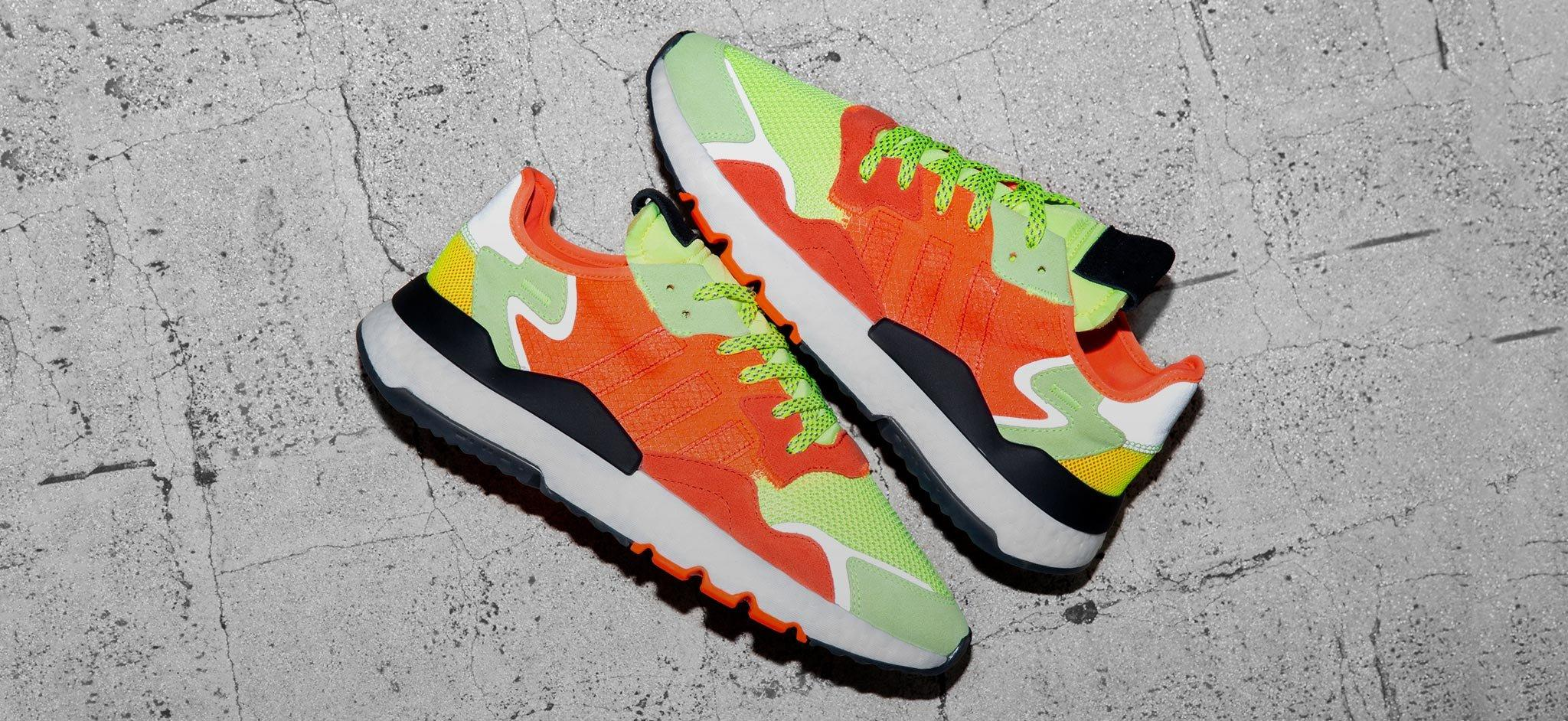 adidas Originals Nite Jogger  Road Safety  - size  Exclusive 2954fed885