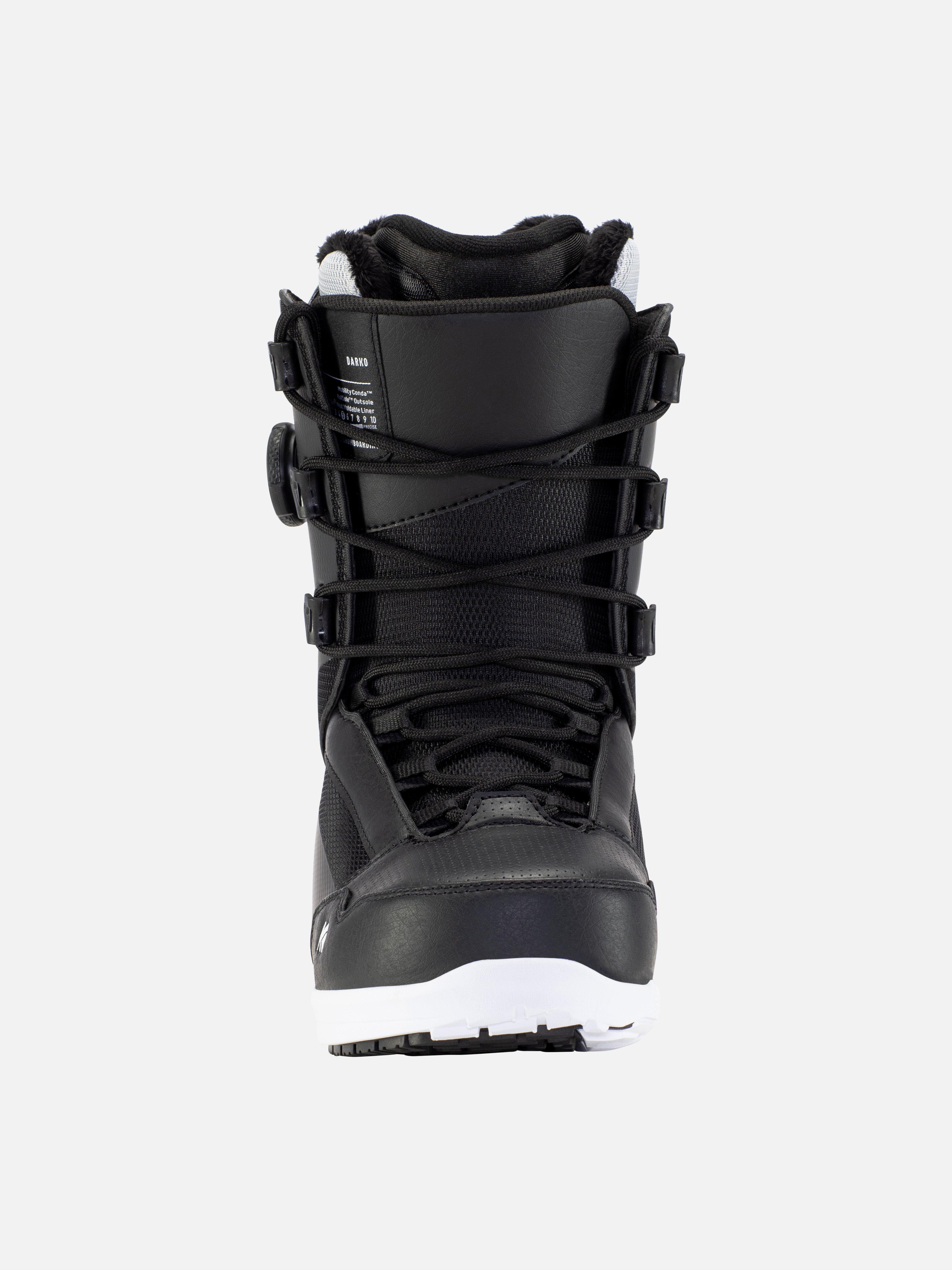Stiefel Snowboard Boot K2 Darko Conda Grey 2018
