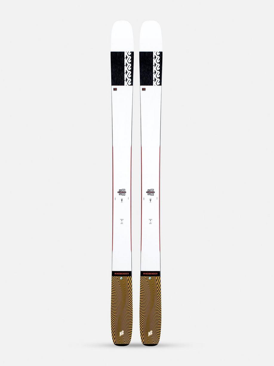 Mindbender 108ti K2 Skis And K2 Snowboarding