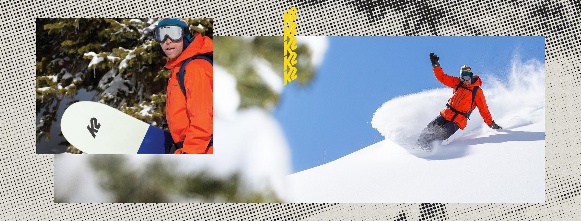 Snowboards K2 Snowboarding