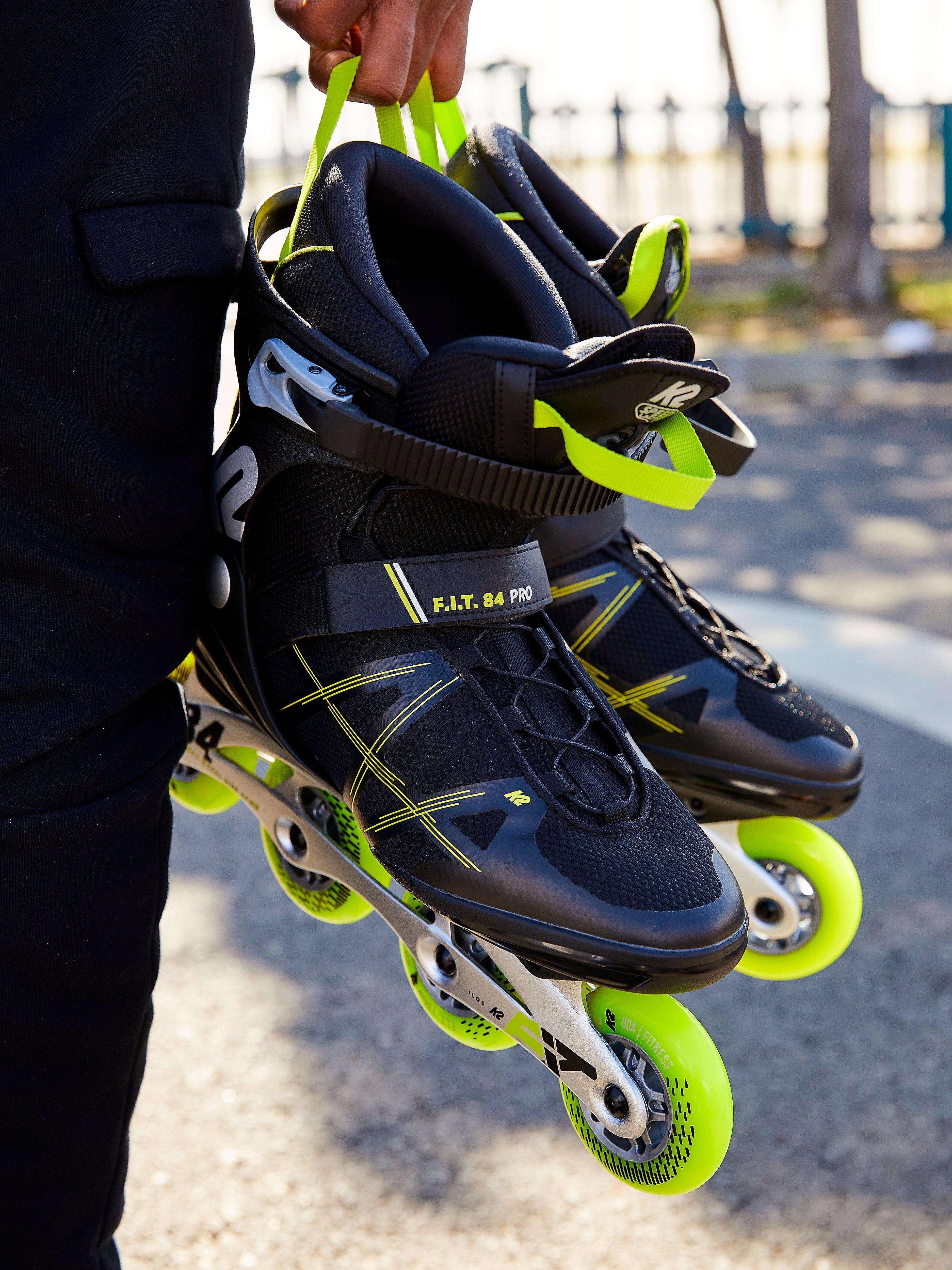 84 Pro Inline Skate K2 Skate F.I.T