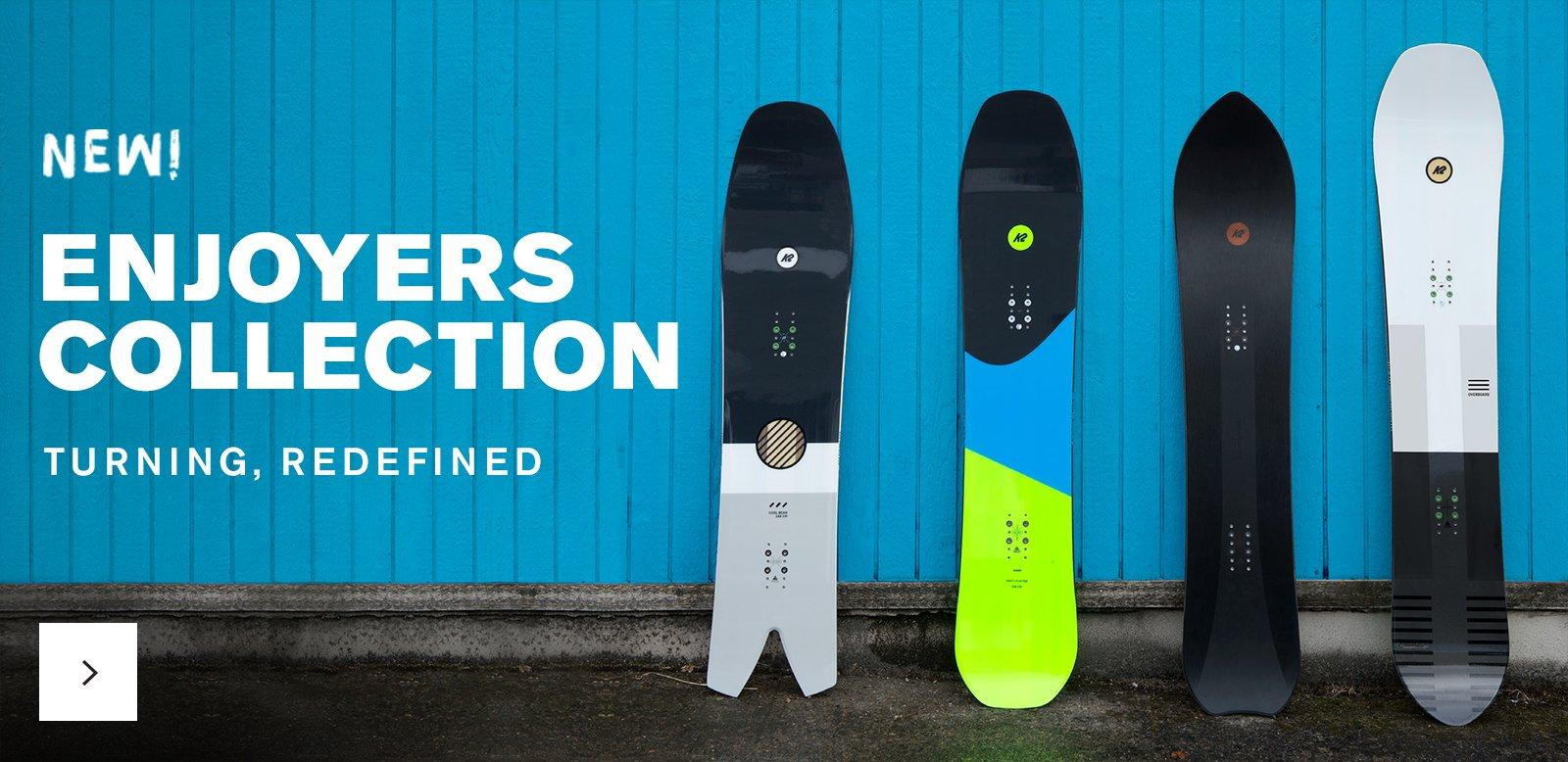 View the new Enjoyers Collection