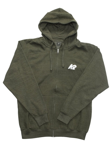 K2 Hooded Zip