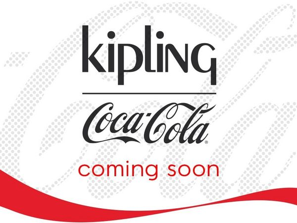 Kipling x Coca-Cola Coming Soon
