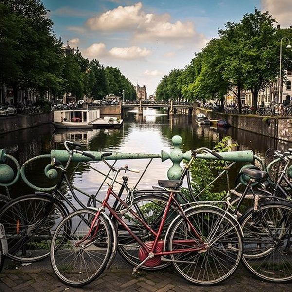 The Netherlands, Amsterdam
