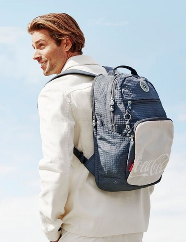 BACKPACKS | Coca-Cola & Kipling