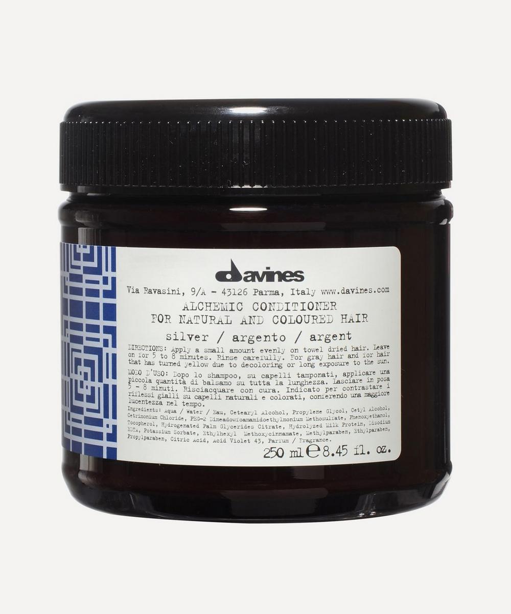 Davines - Alchemic Conditioner in Silver 250ml