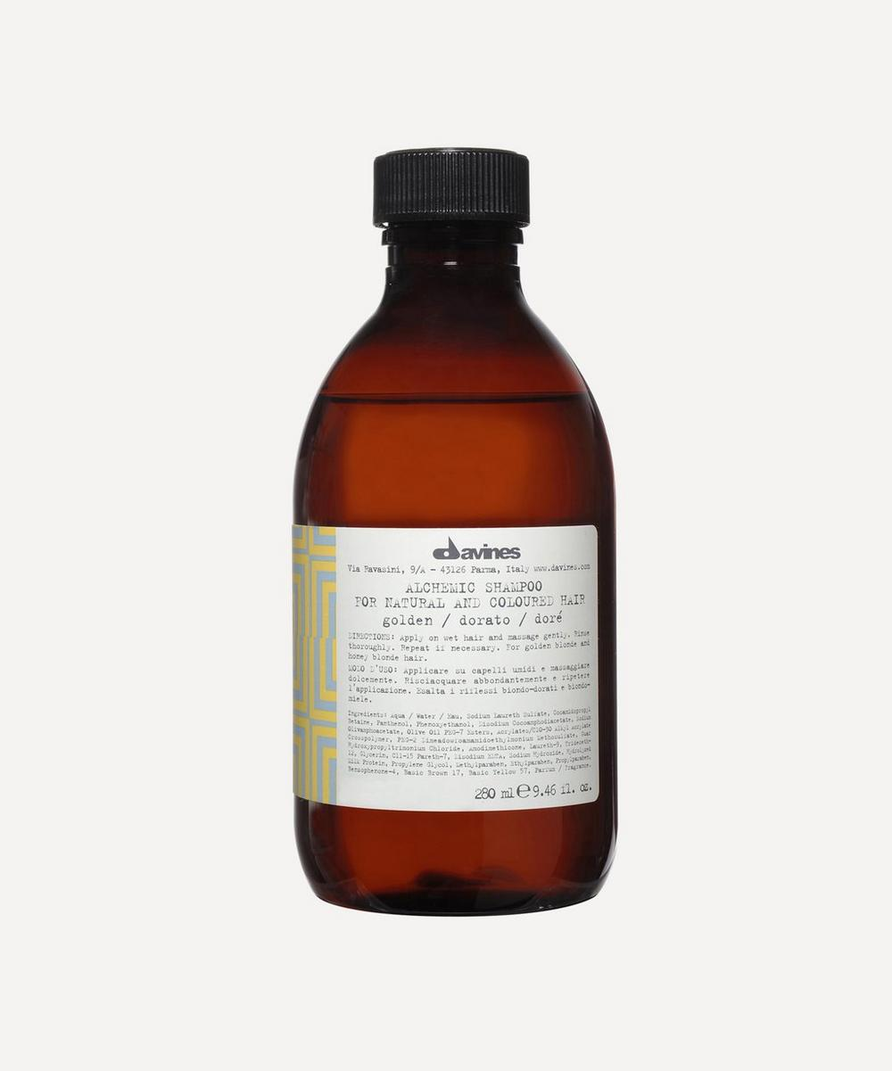 Davines - Alchemic Shampoo in Golden 280ml