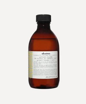Alchemic Shampoo in Golden 280ml