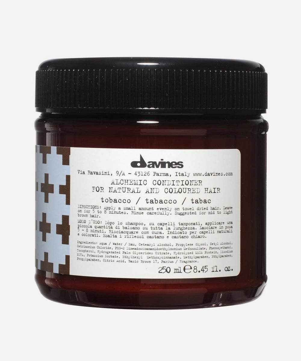 Davines - Alchemic Conditioner in Tobacco 250ml