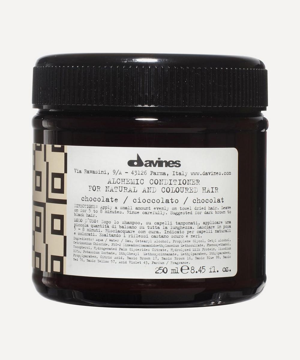 Davines - Alchemic Conditioner in Chocolate 250ml