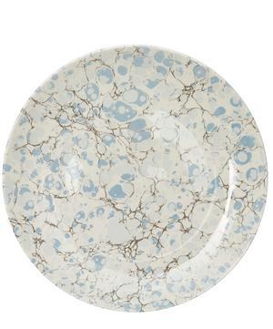 Marbled Dinner Plate