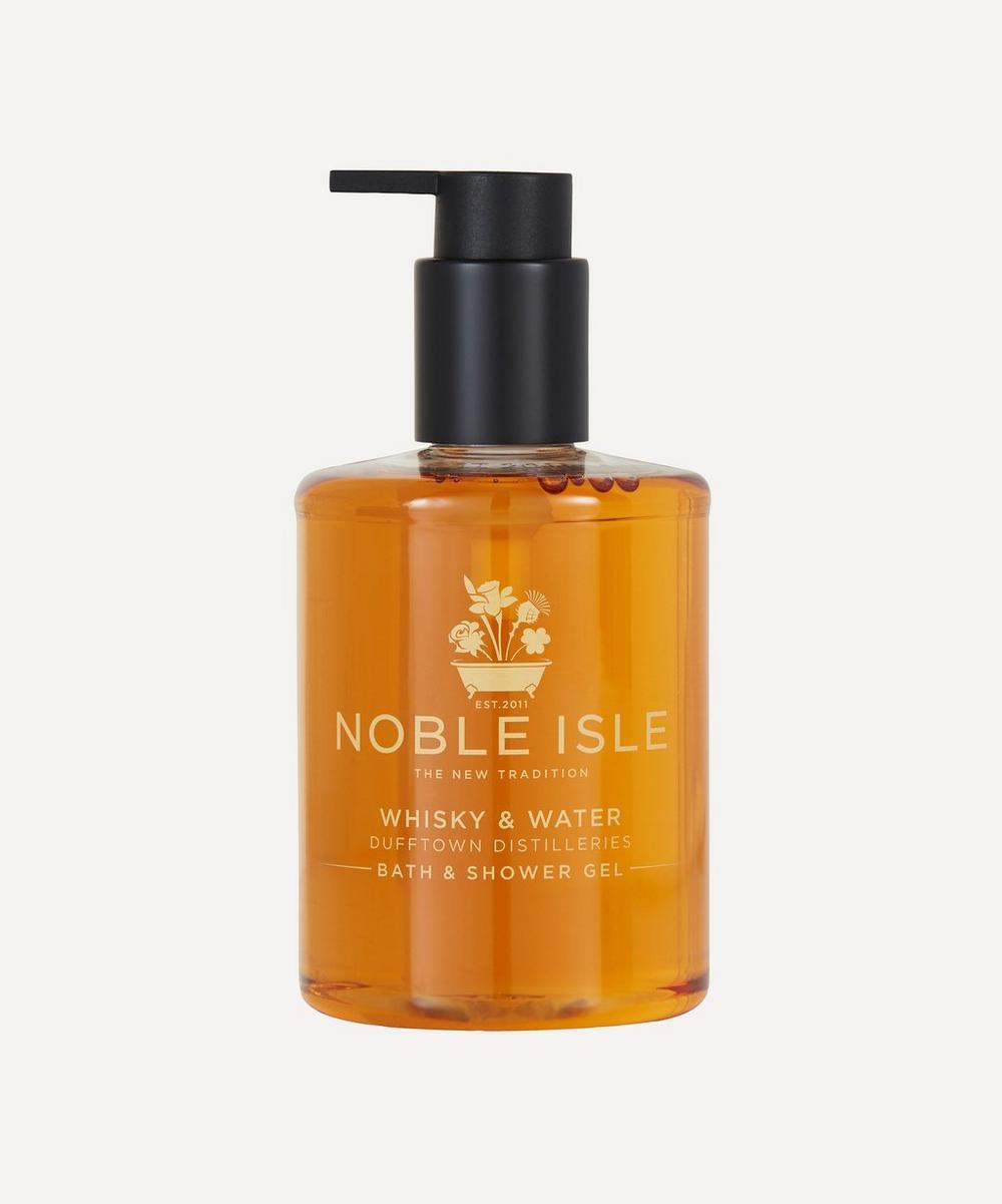 Noble Isle - Whisky & Water Bath & Shower Gel 250ml