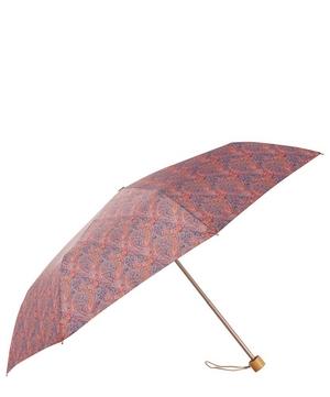 Felix and Isabelle Liberty Print Compact Umbrella
