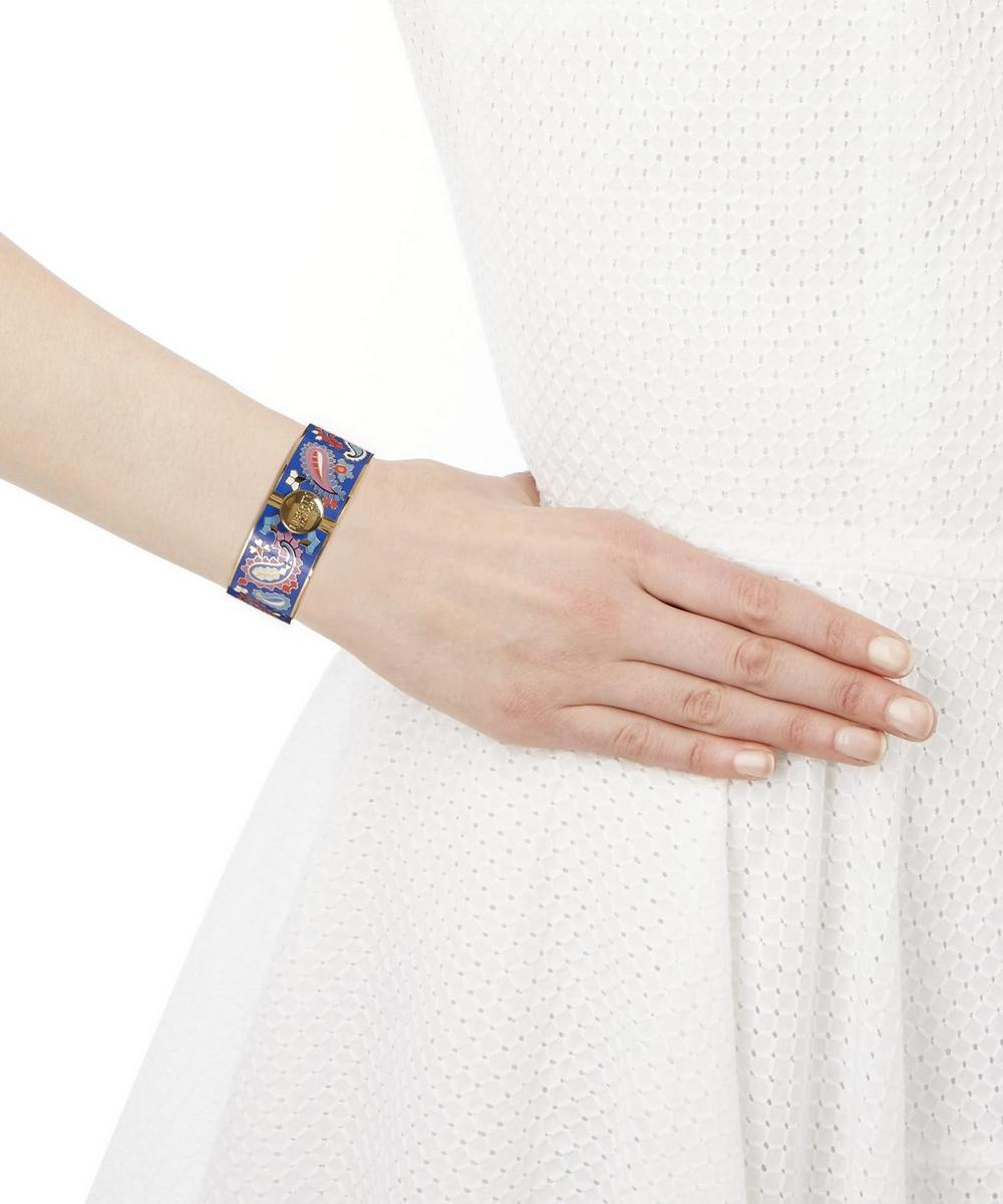 Denby Paisley Thick Cuff