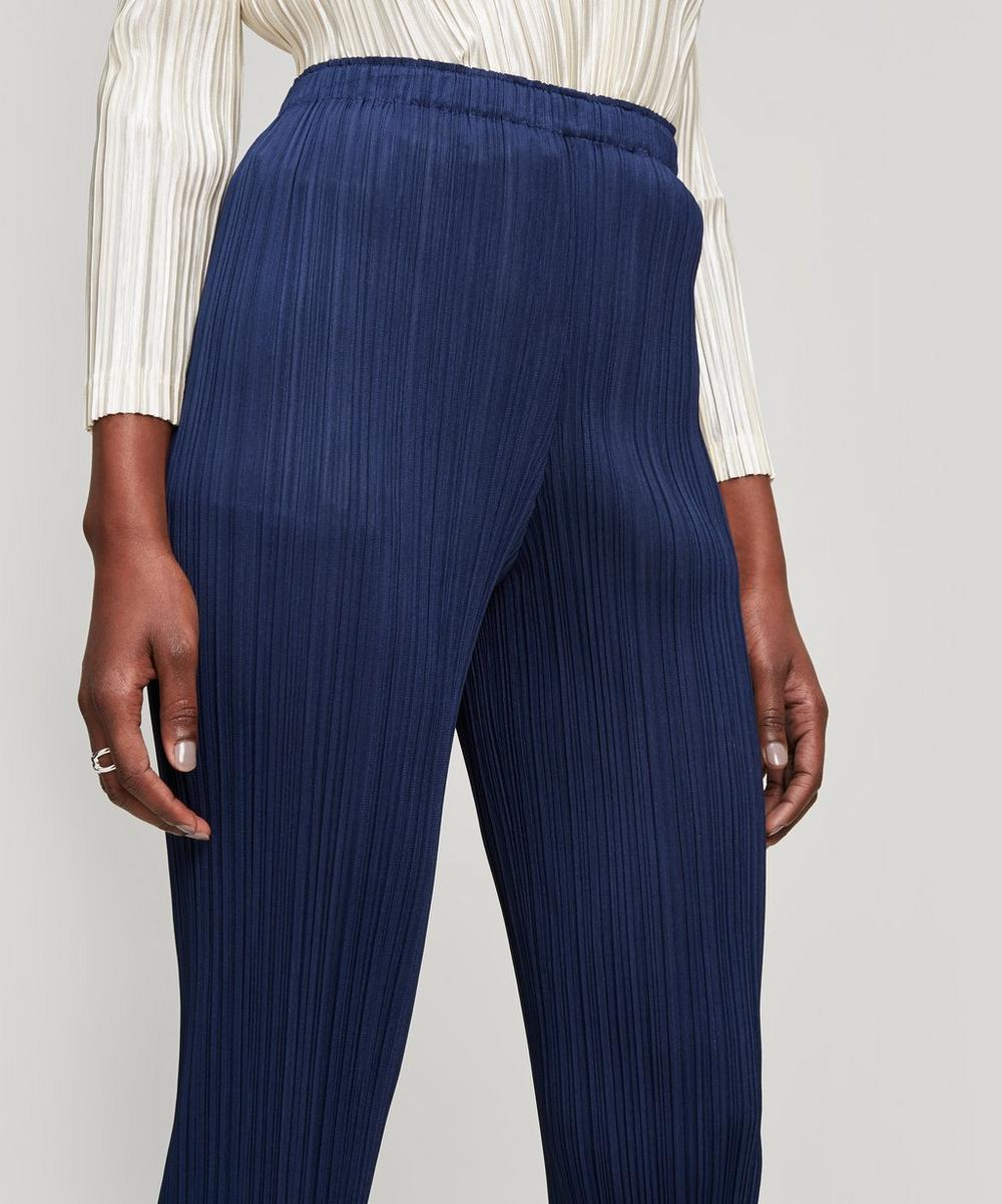 Narrow-Leg Trouser