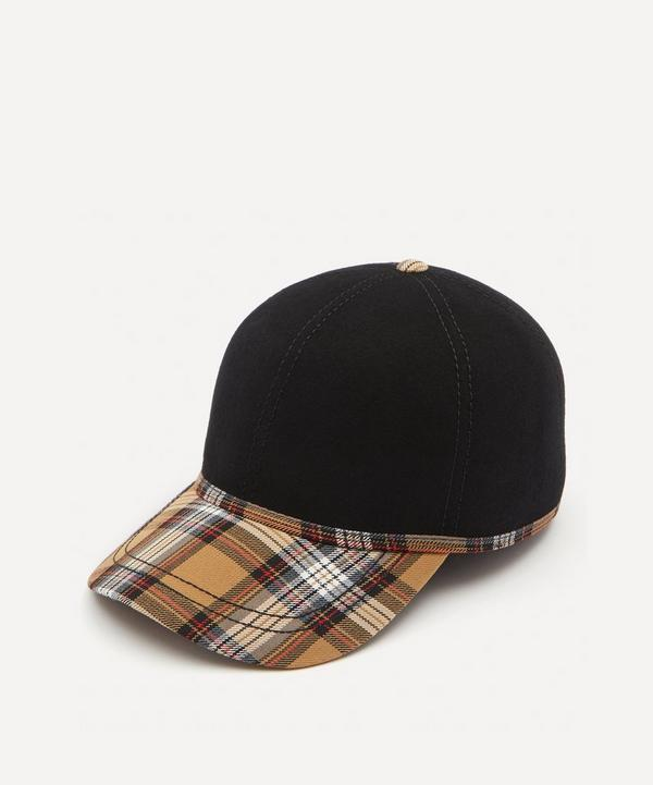 9651aa5d250 British Ball Wool Tweed Cap ...