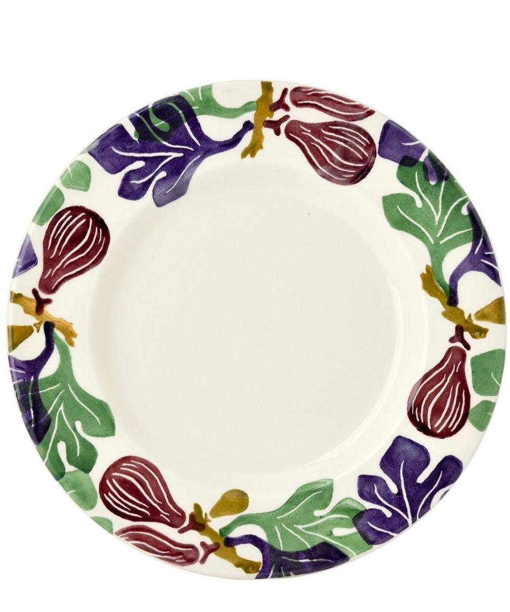Figs Earthenware 10.5 Inch Plate