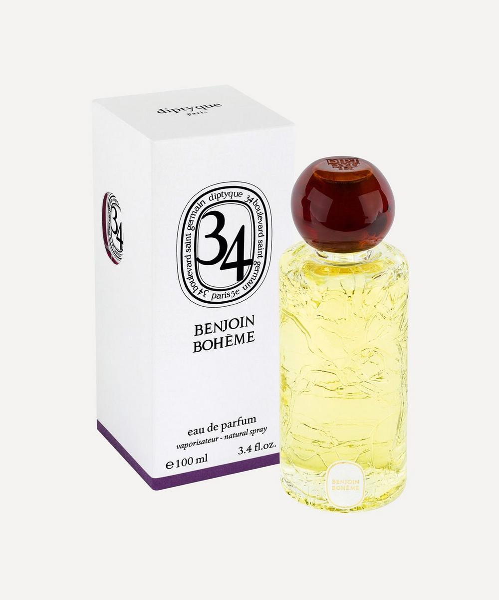 Eau Benjoin Bohème Eau de Parfum 100ml