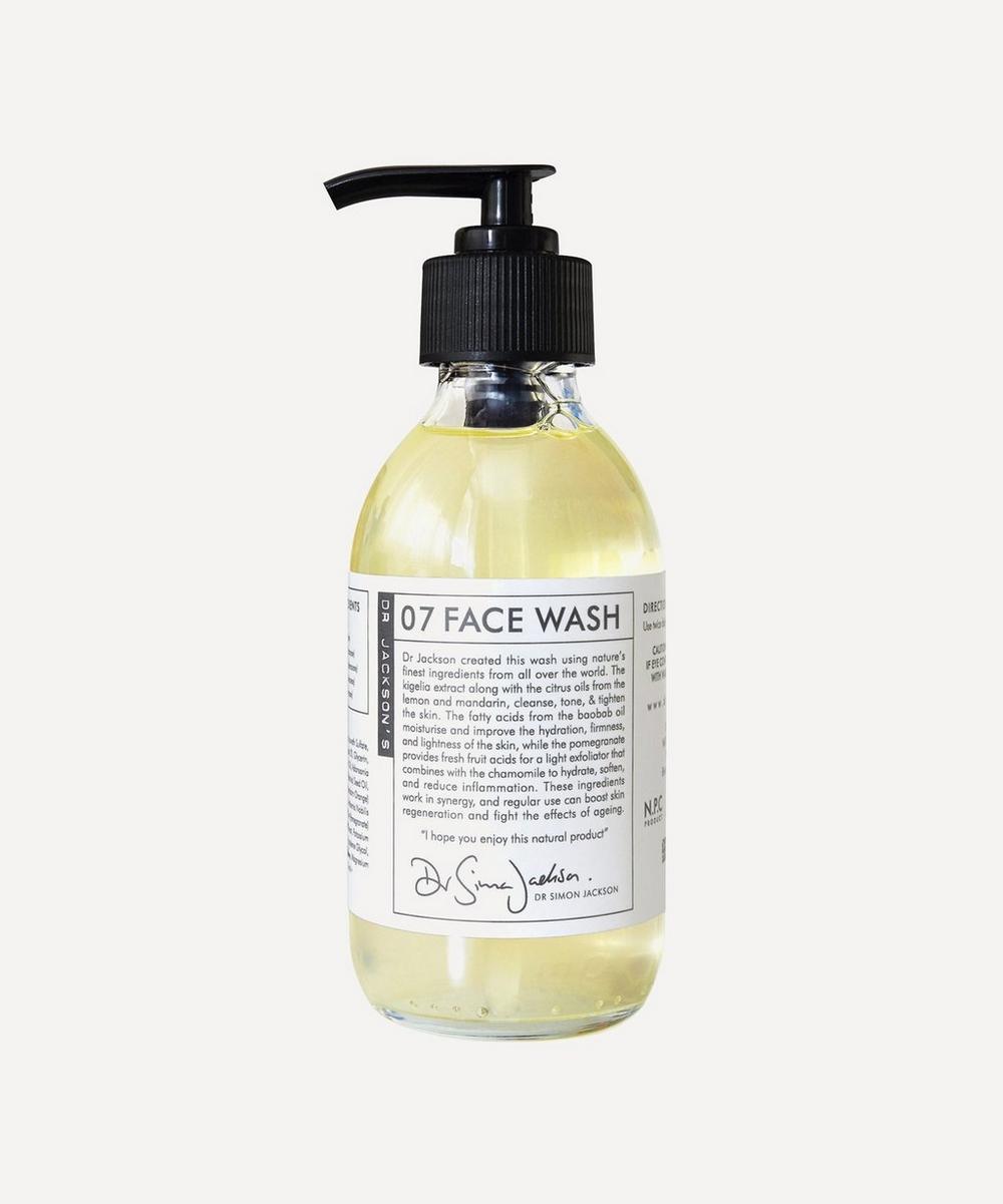 07 Face Wash 200ml