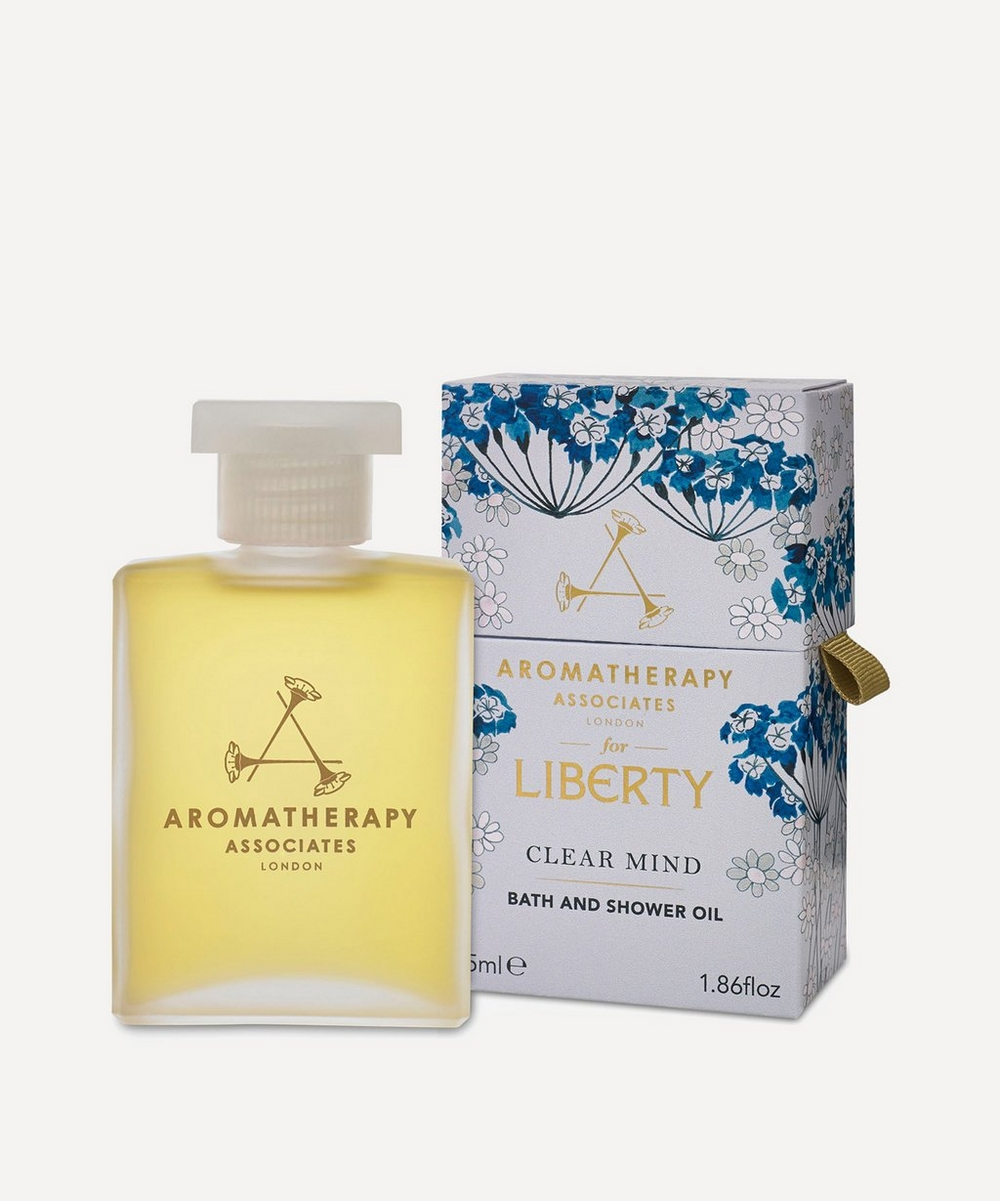 Liberty Exclusive Clear Mind Bath and Shower Oil