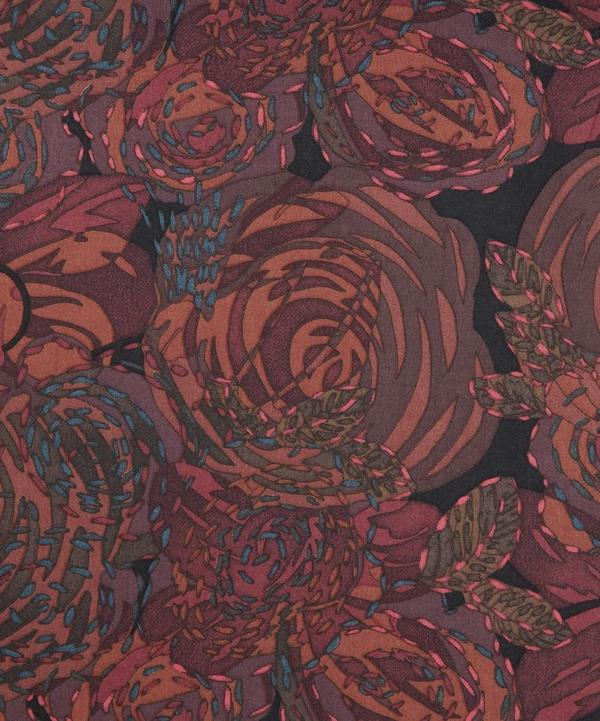 Rainbow Rose B Tana Lawn Cotton