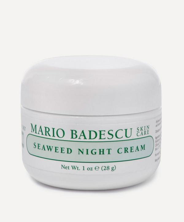 Mario Badescu - Seaweed Night Cream 28g