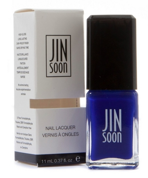 Nail Polish in Blue Iris