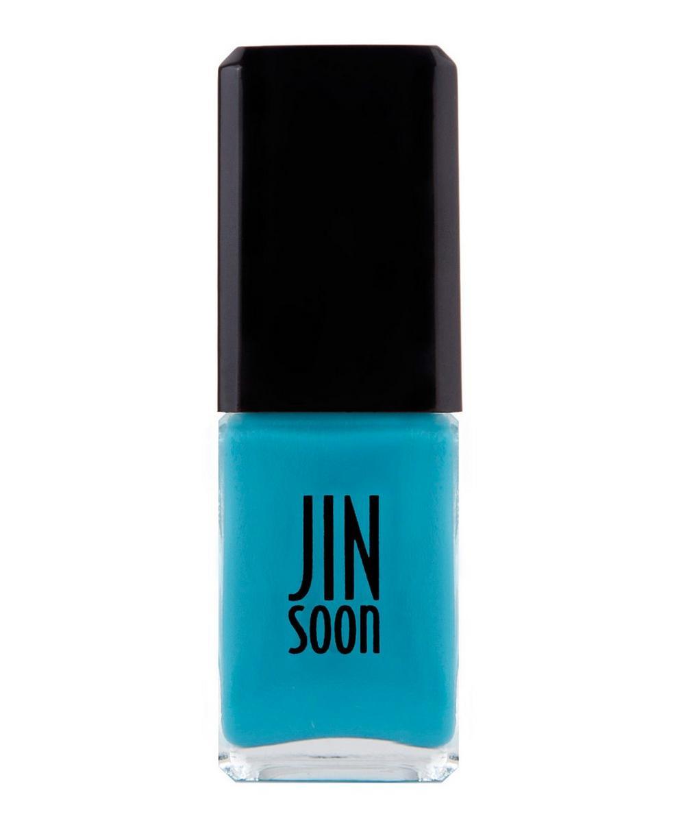 Nail Polish in Poppy Blue