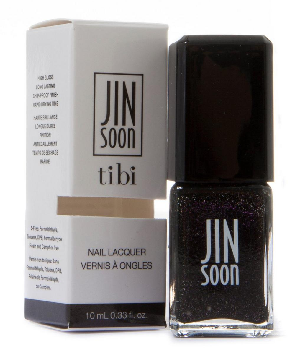 Nail Polish in Obsidian