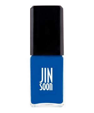 Nail Polish in Cool Blue