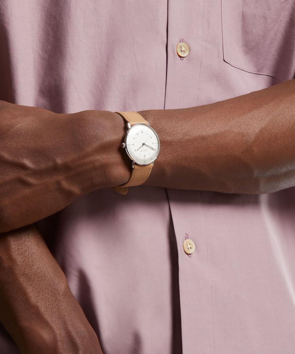 Max Bill Hand-Winding Watch