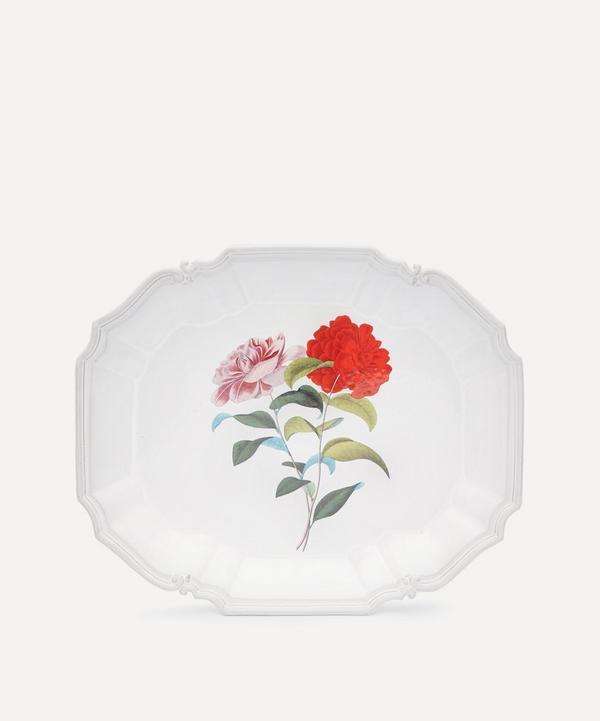 Astier de Villatte - Stuttgart Flower Platter