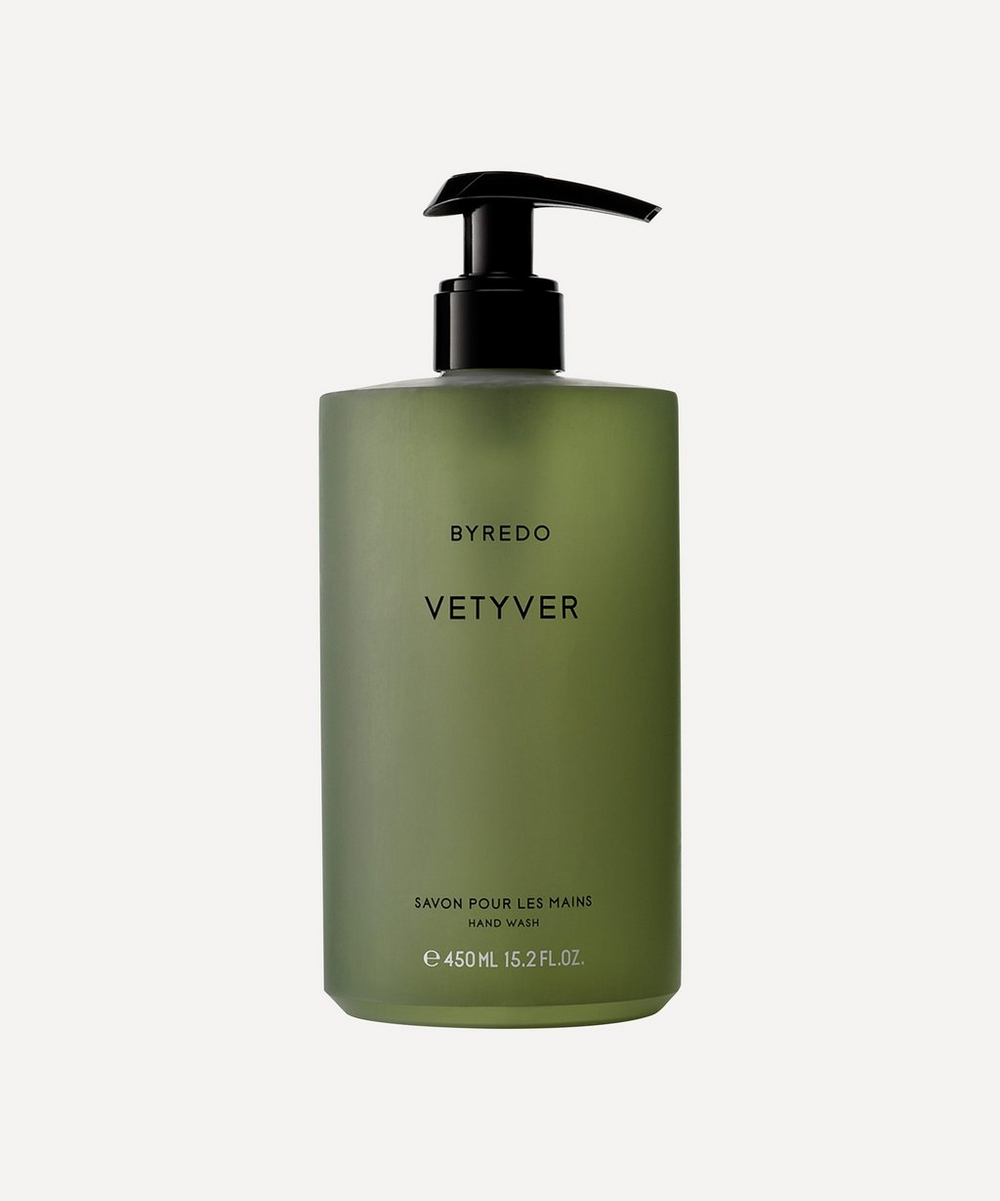Vetyver Hand Wash 450ml