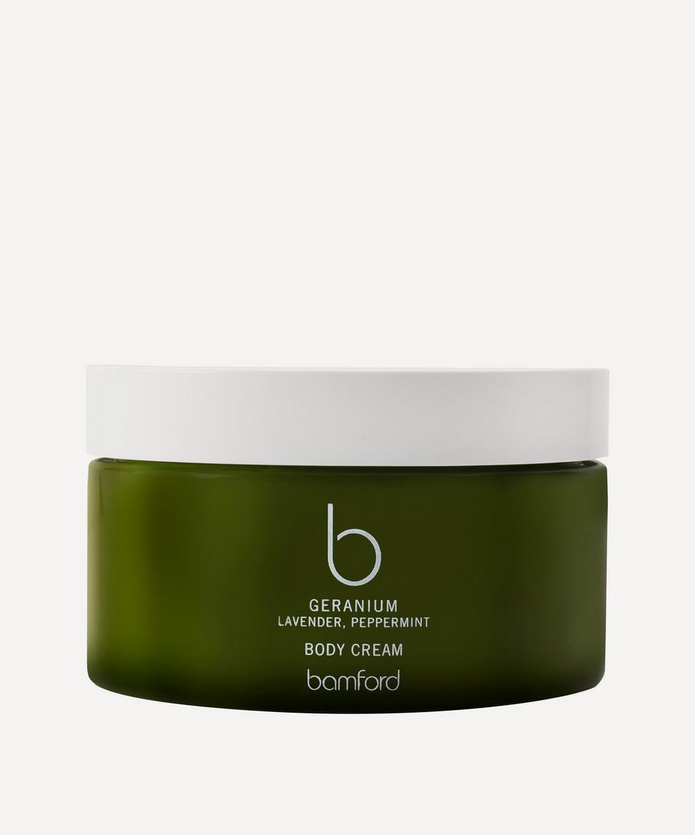 Bamford - Geranium Body Cream 200ML