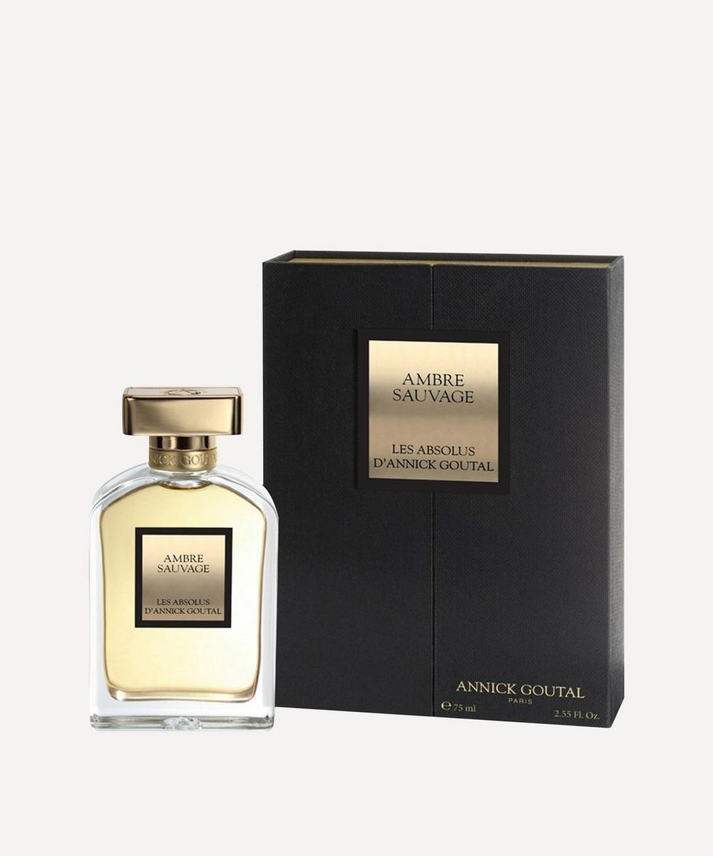 Ambre Sauvage Eau de Parfum 75ml