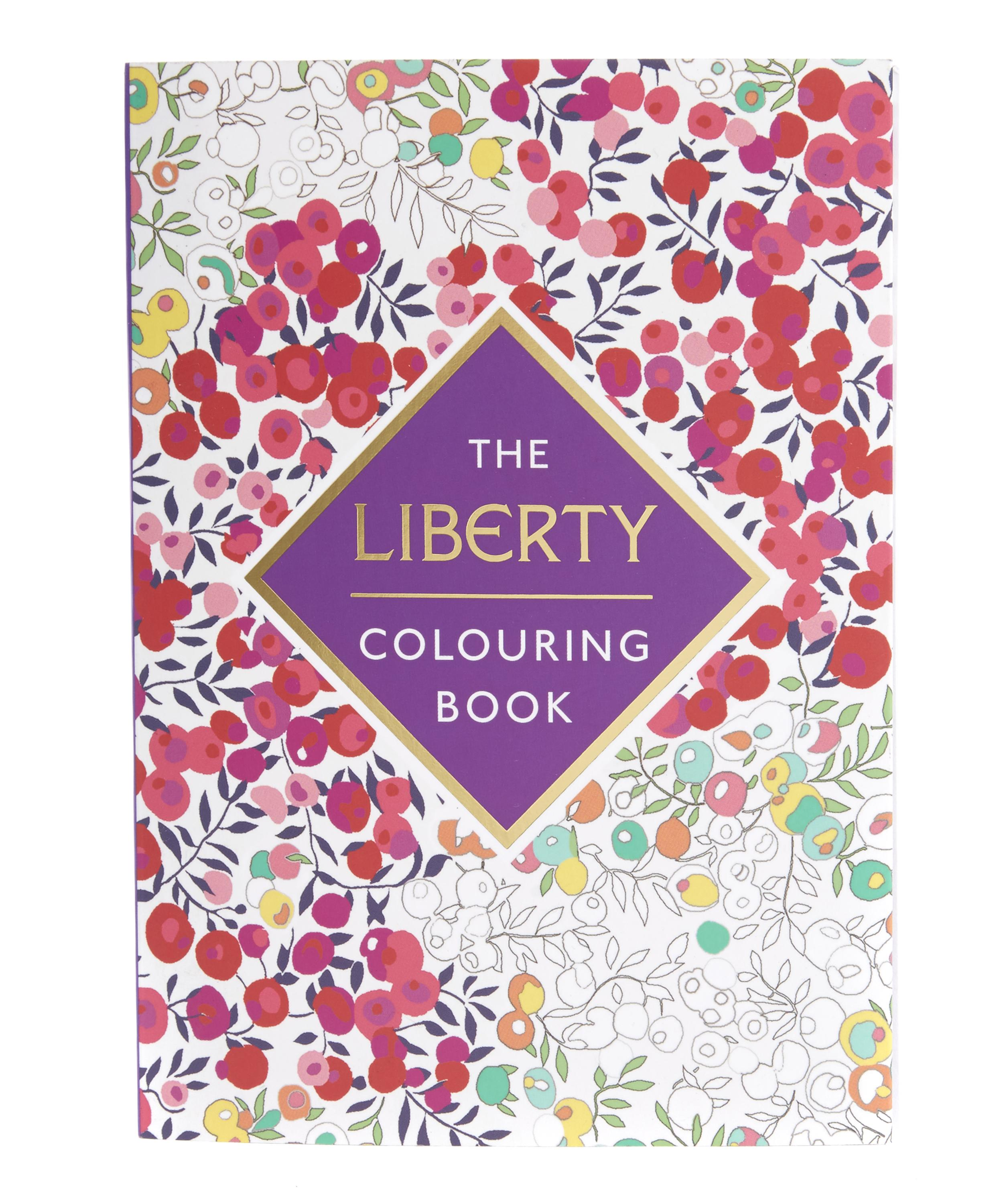 The Liberty Colouring Book | Liberty London