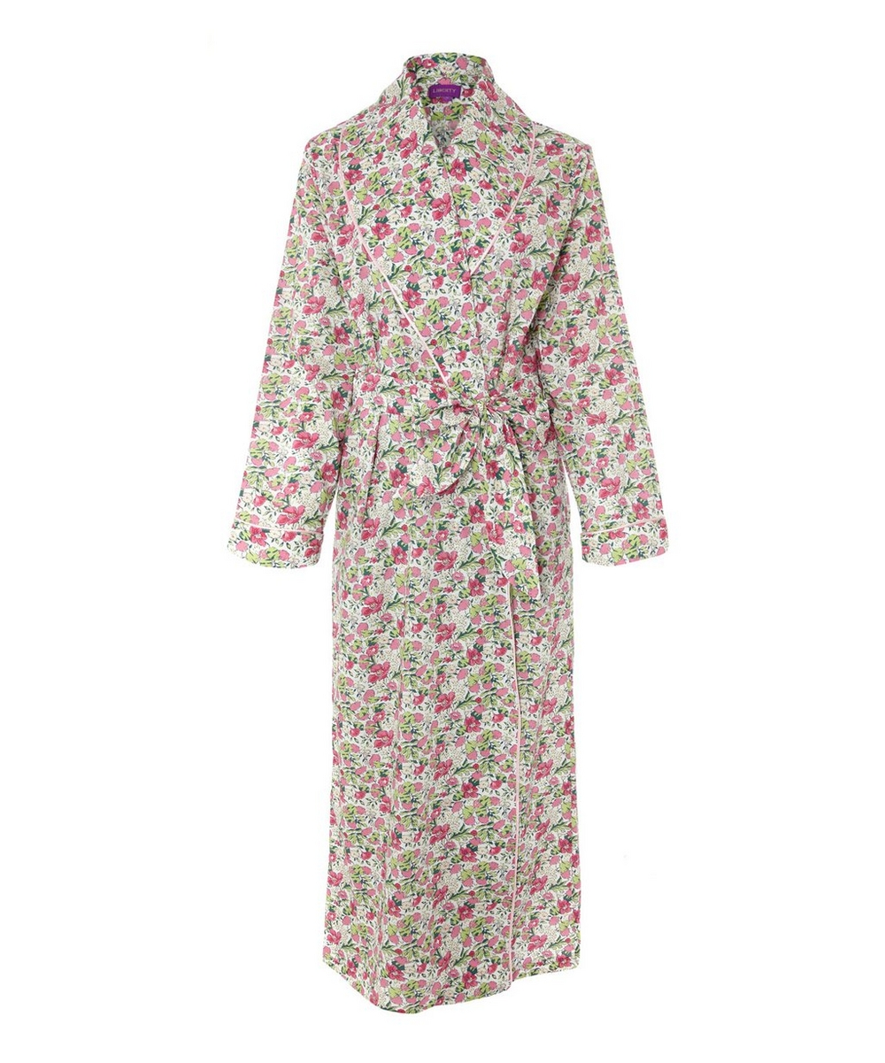 Poppy and Honesty Long Robe | Liberty London