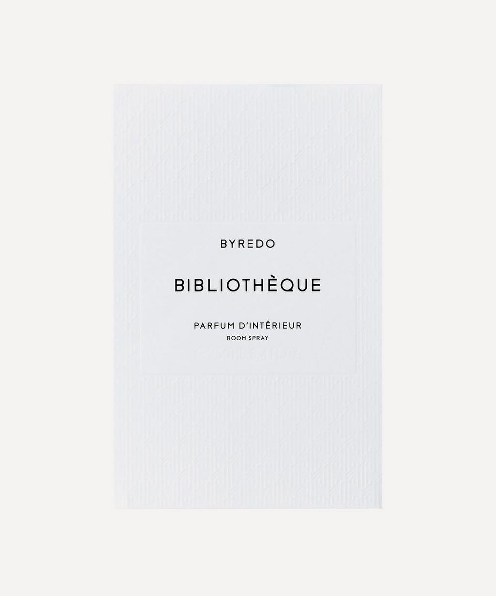 Bibliotheque Room Spray 250ml