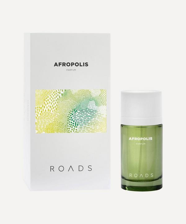 Roads - Afropolis Eau de Parfum 50ml