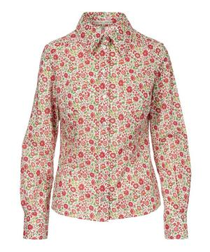 Camille Fitted Tana Lawn Cotton Shirt