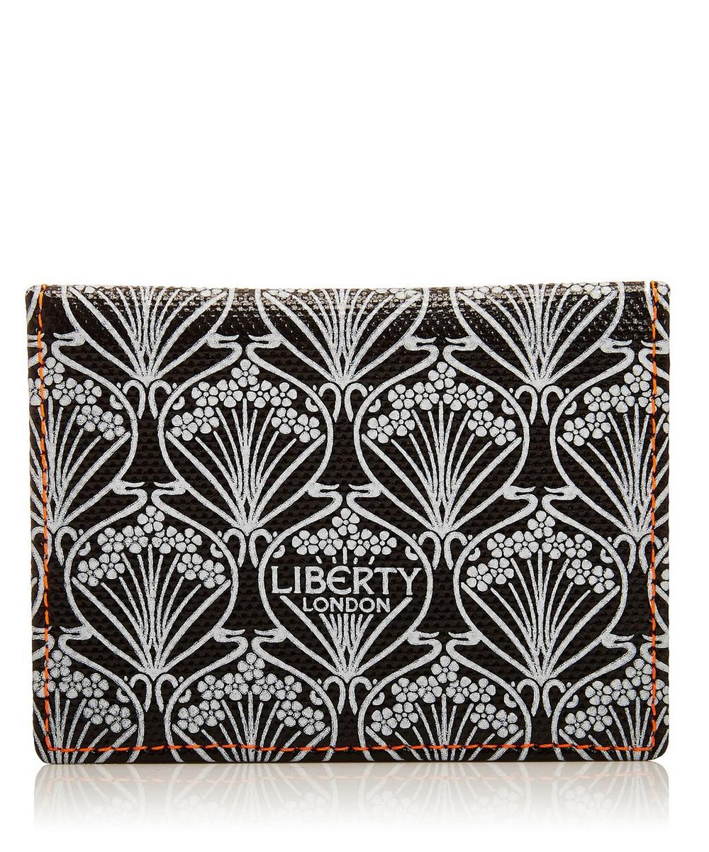 Neon Liberty London Travel Card Holder