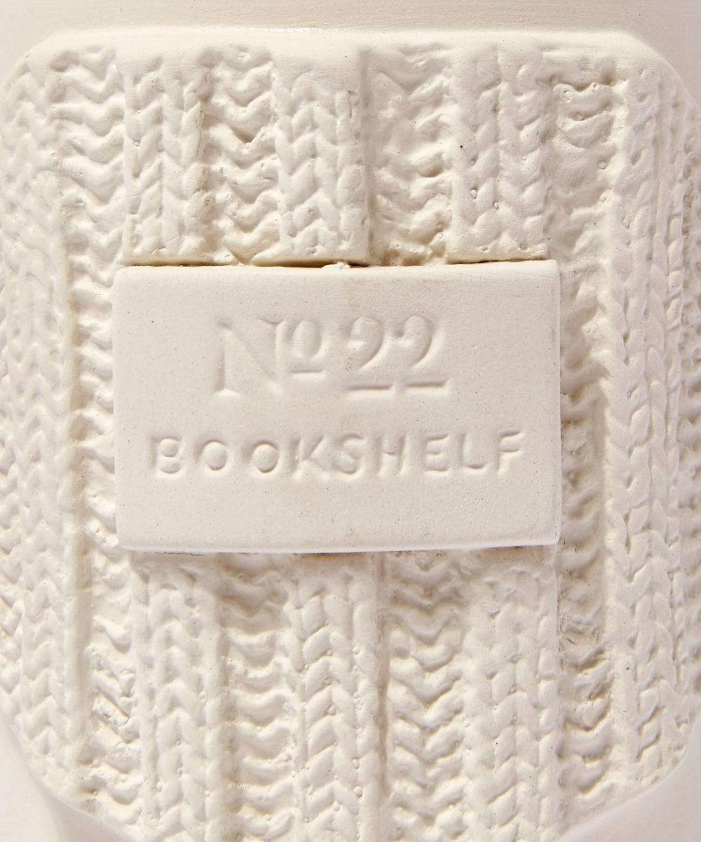 Bookshelf Candle
