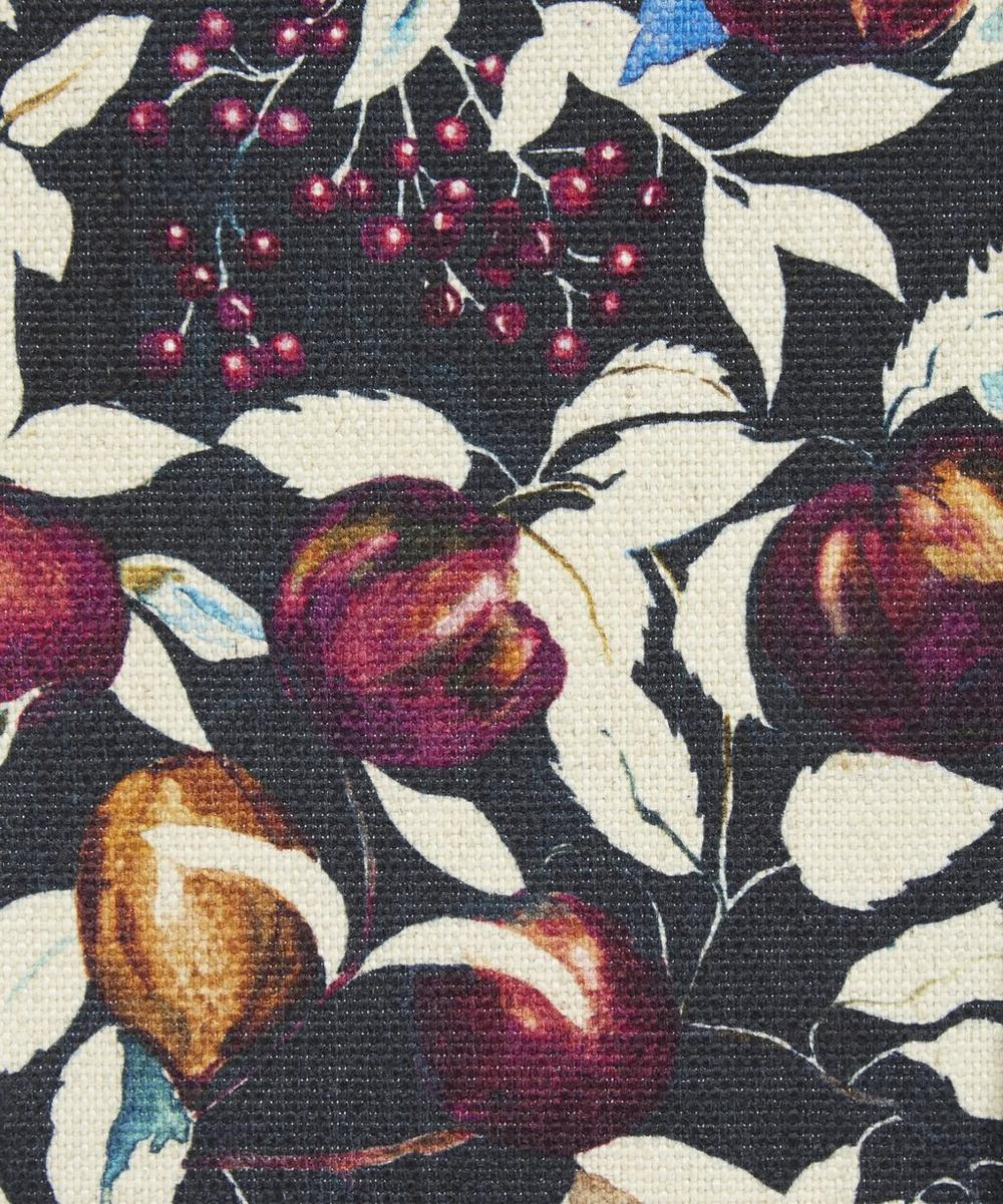Fruit Billett Cotton Linen in Pomegranate