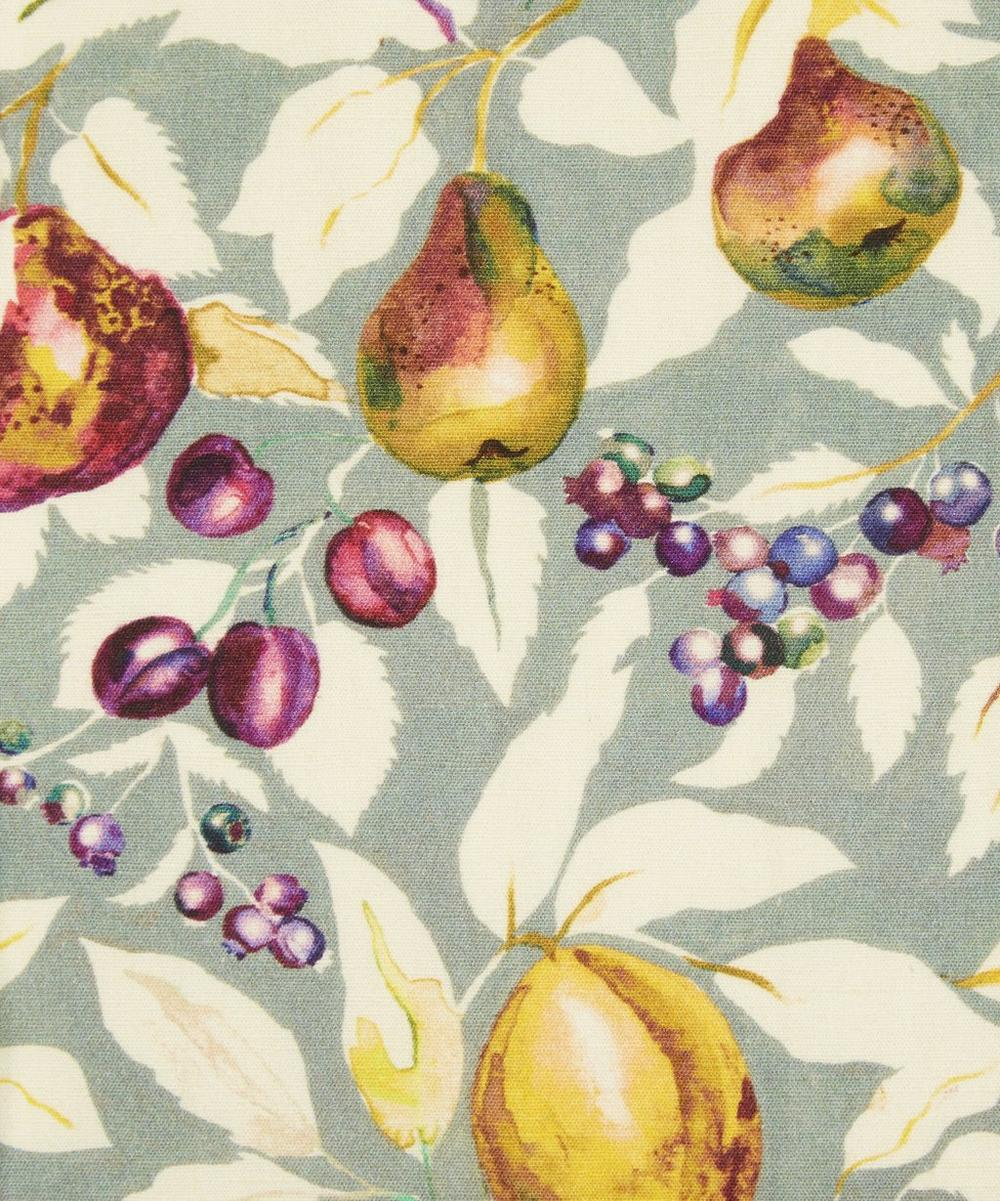 Fruit Billett Linen Viscose In Lemon Tree