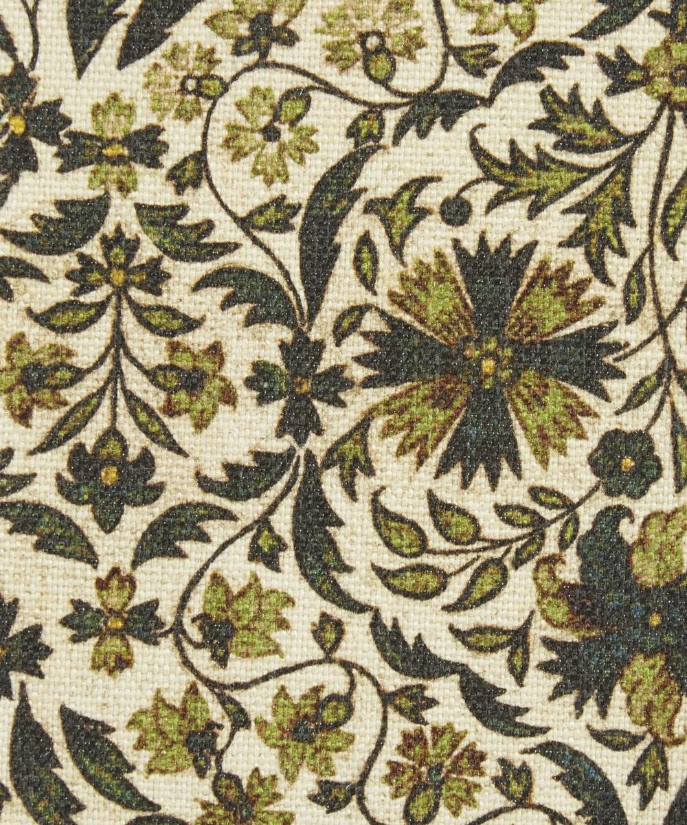 Petronella Chintz Cotton Linen in Antique